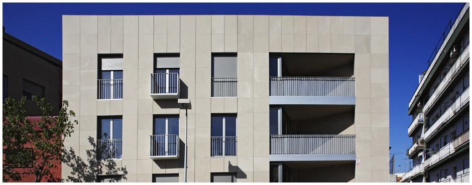 Proyecto Arquitectura Tecnica (BARCELONA)   OBRA 13. Arquitecto Tecnico /  Aparejador: Jose Luis Borrallo